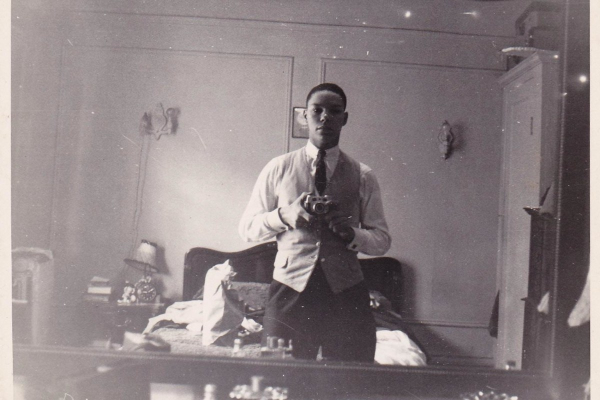 Image: Colin Powell from 1950s