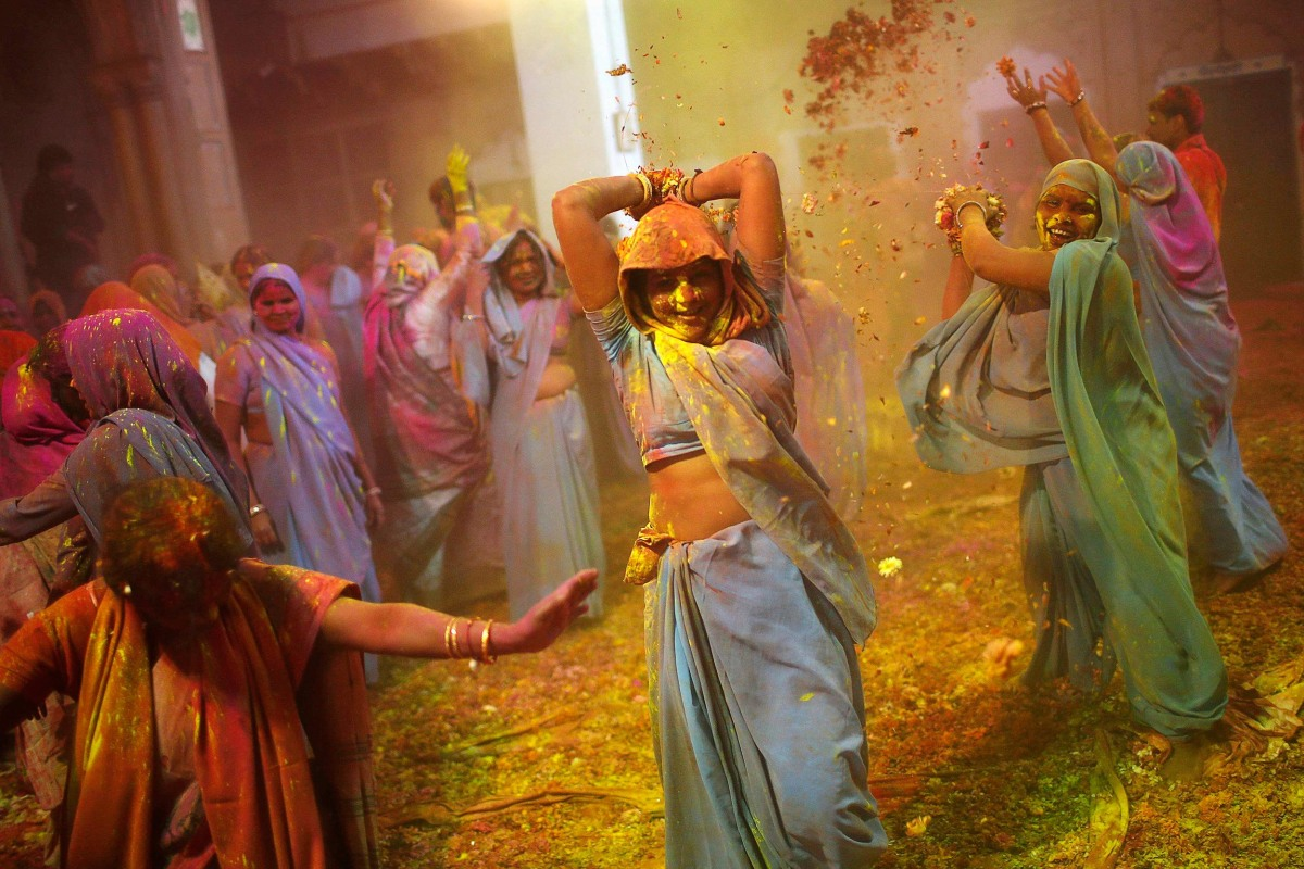 information about holi festival
