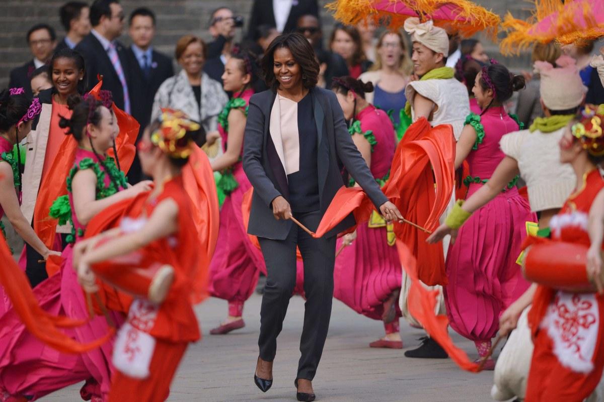Image: CHINA-US-DIPLOMACY