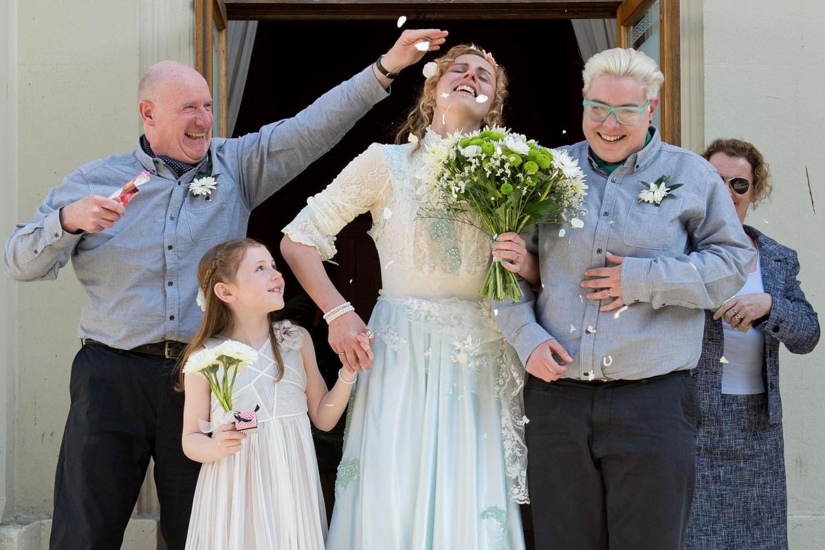Image: BRITAIN-POLITICS-GAY-MARRIAGE