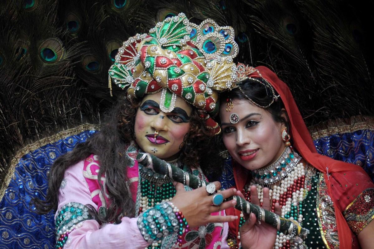 Image: INDIA-RELIGION-HINDU-FESTIVAL