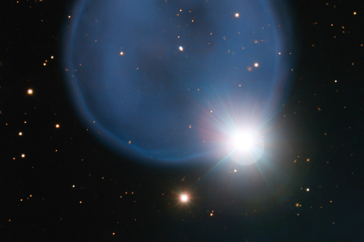 Image: Abell 33