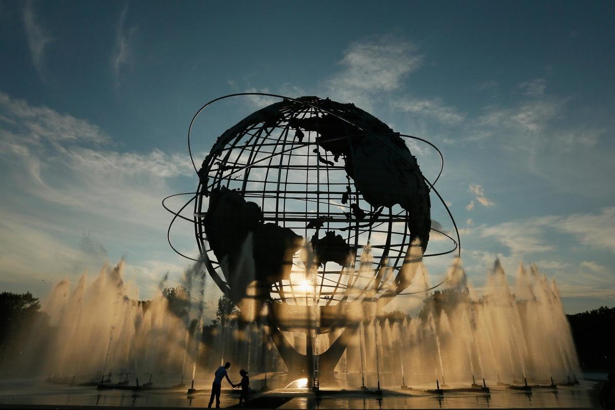 Image: The Unisphere