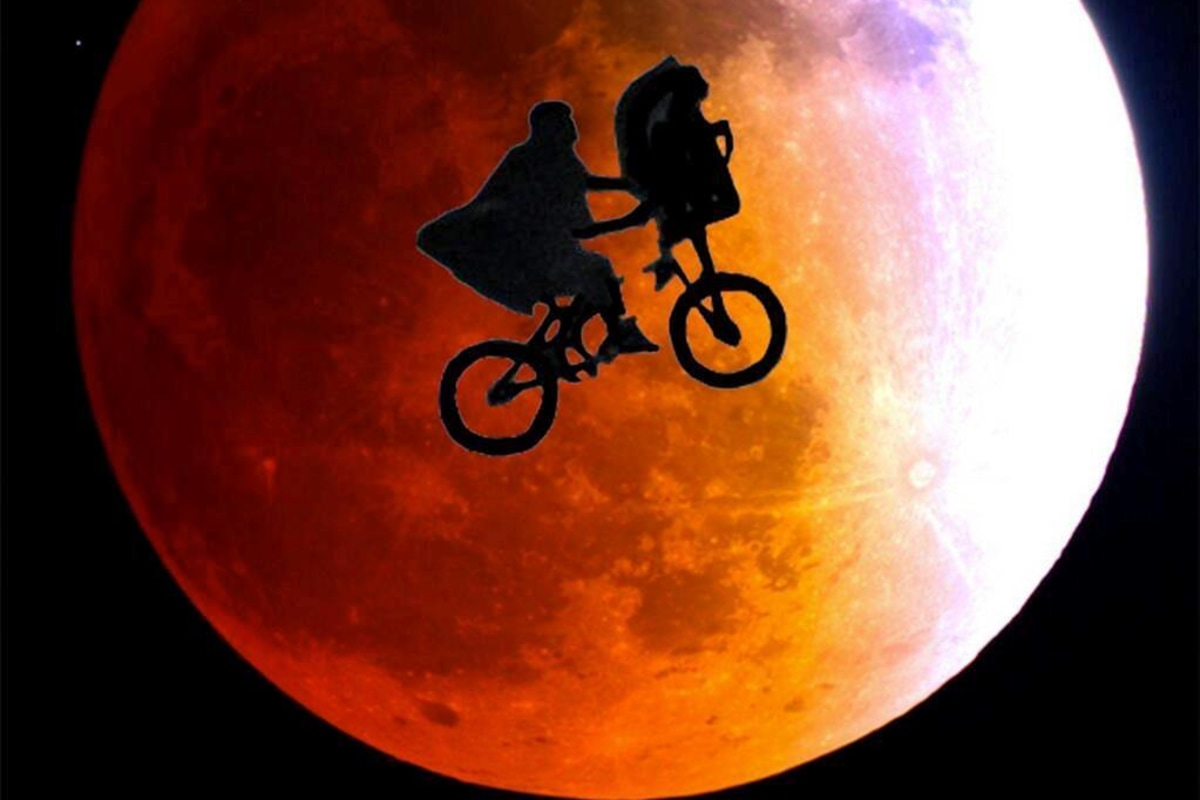 Blood Moon  Phone Home  E.t. Moon
