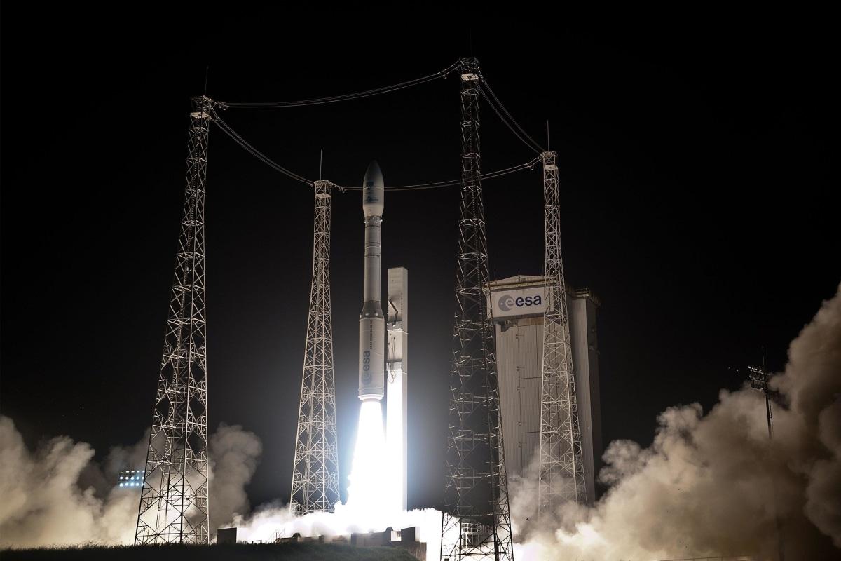 Image: Vega launch