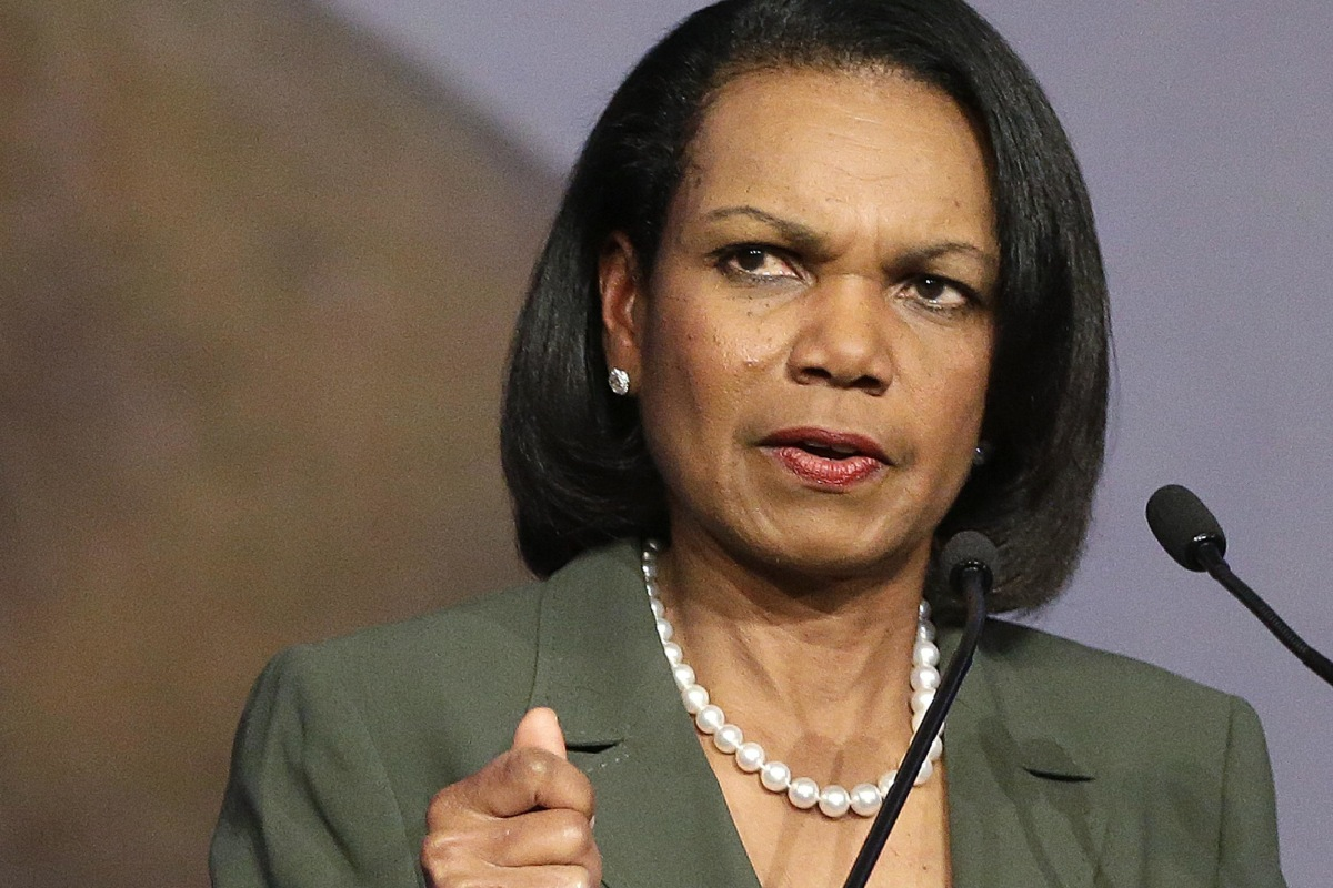 Condoleezza Rice Drops Out Of Rutgers Commencement After Protests Nbc News