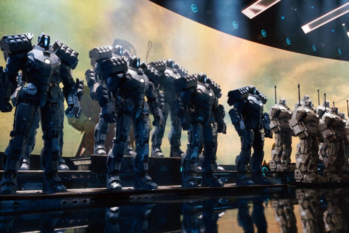Killer Robots Army Autonomous Killer Robots Are