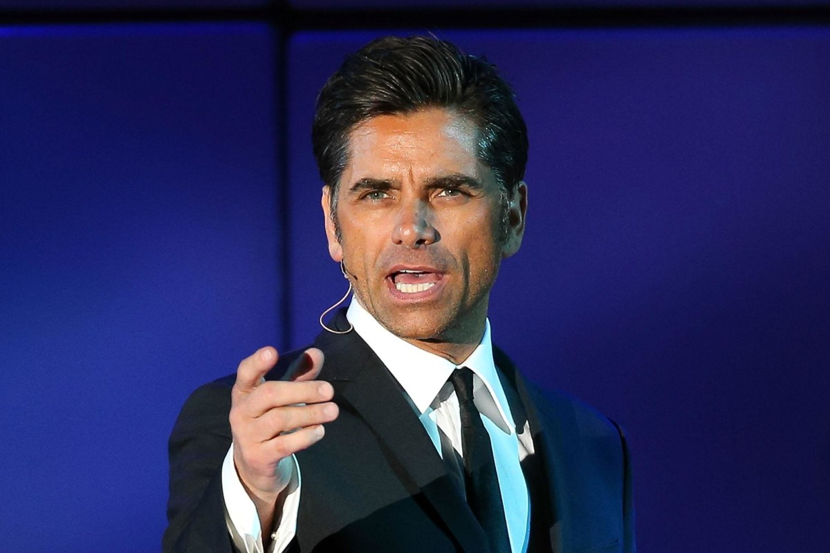 Full House' Actor John Stamos Arrested on Drunken Driving Charge ...