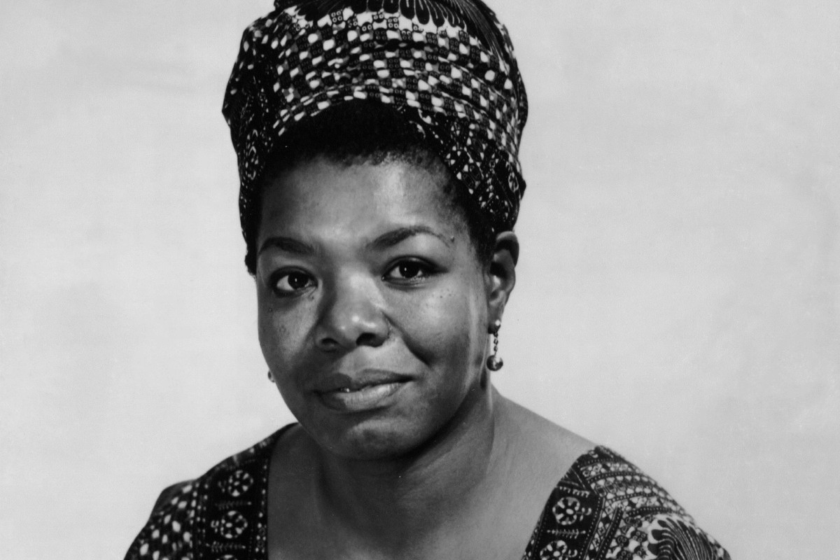 the early literary works of maya angelou We know her primarily for her writing, but as many young writers must  maya  angelou's real poetry was her life story — her ability to keep  she demonstrated  that truth in the first two stanzas of on the pulse of the morning.