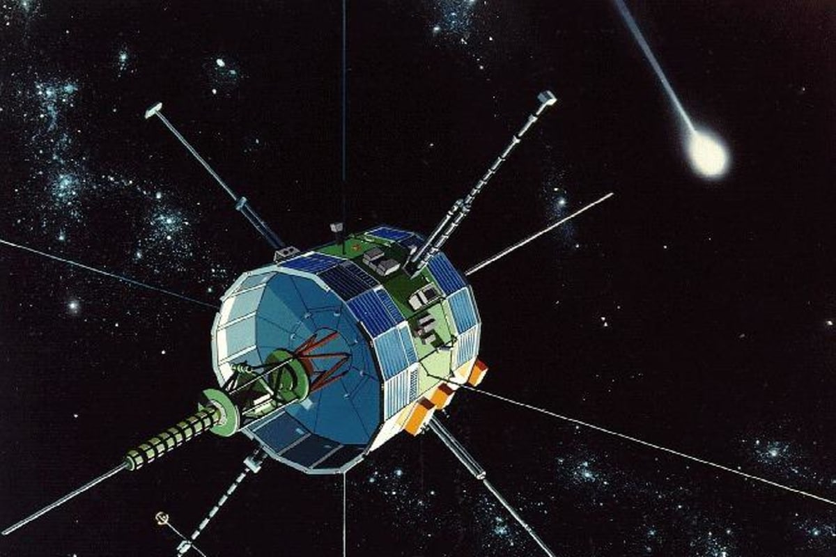 Crowdfunded Project Reboots 36-Year-Old ISEE-3 Spacecraft ...