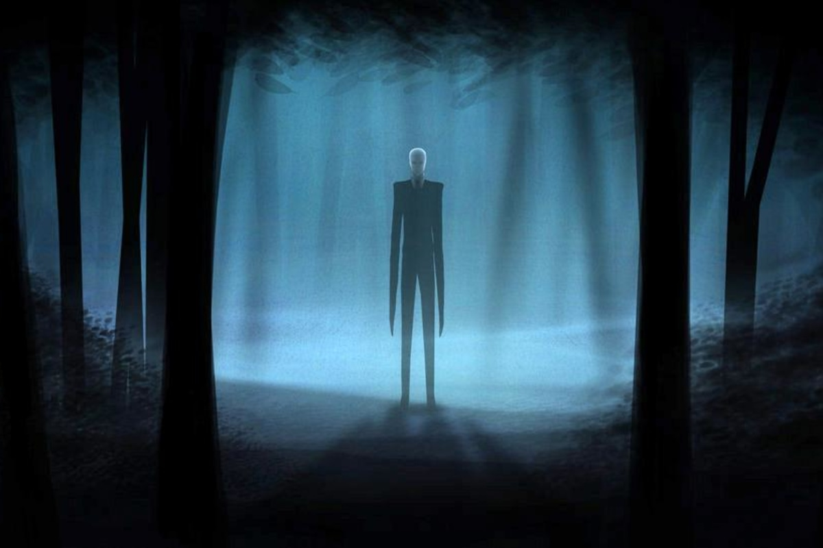 Slender Man Stabbing Drawings 'slender Man' Stabbing Suspect
