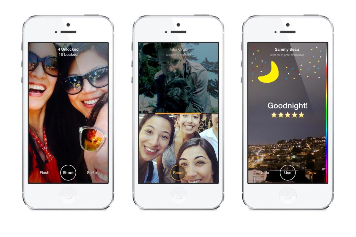 Facebook Takes Aim at Snapchat With 'Slingshot' App