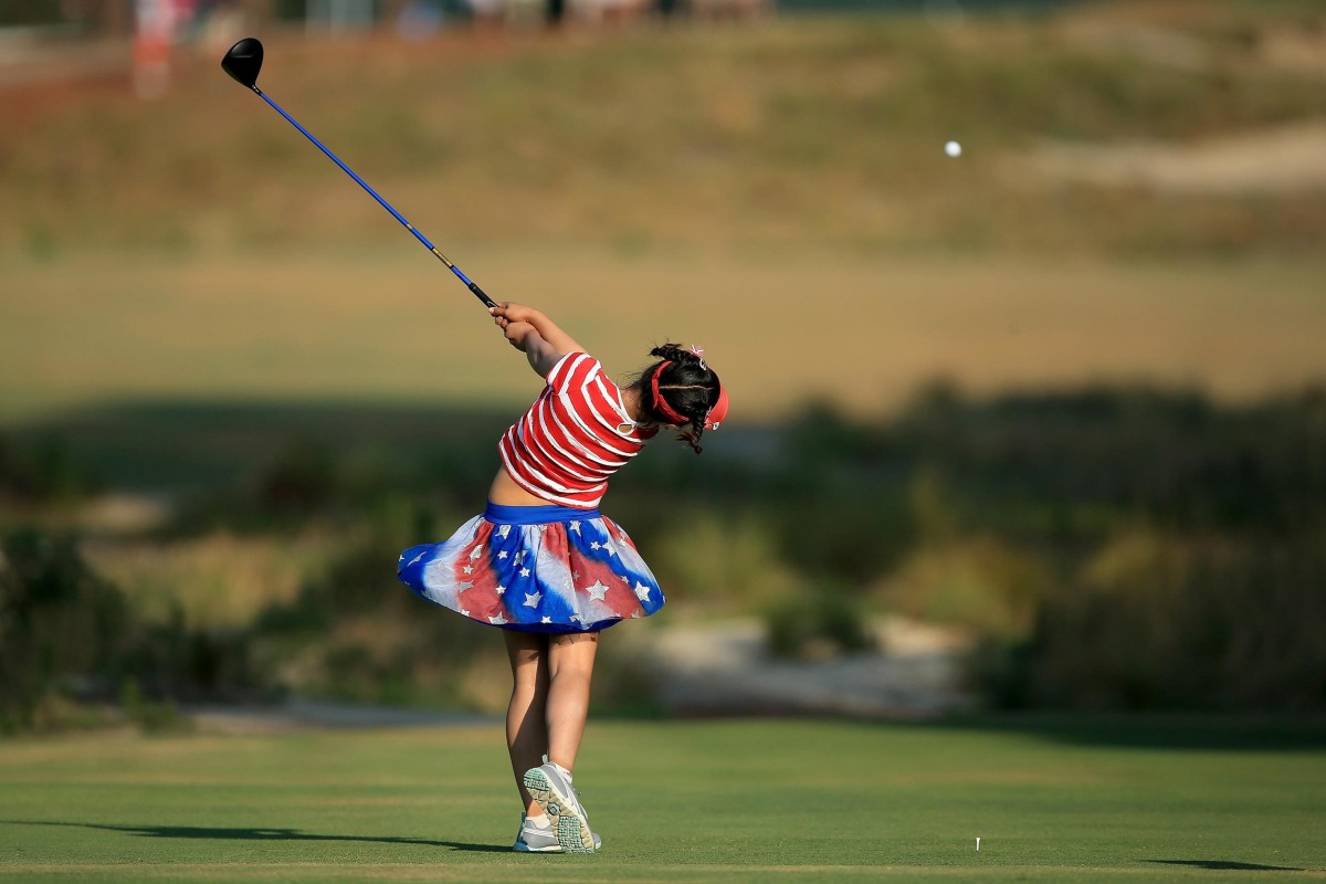 Image: U.S. Women's Open - Round One