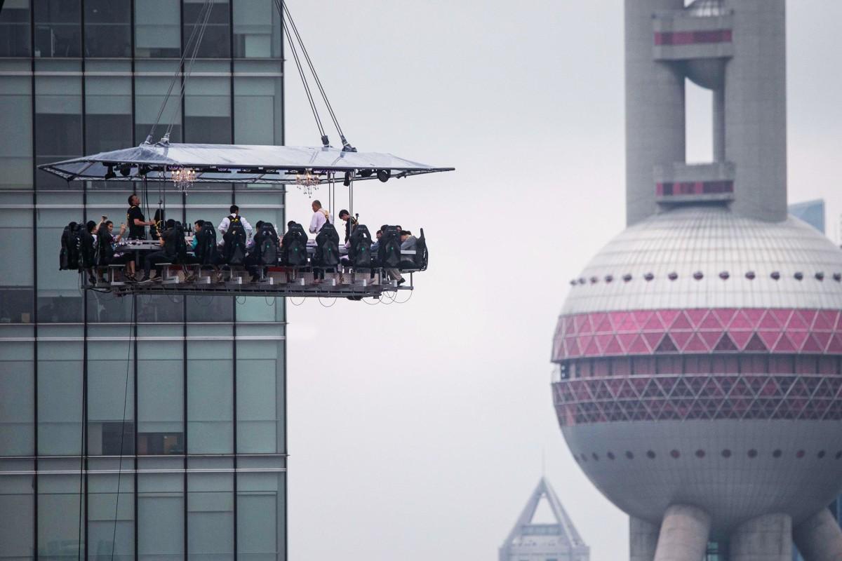 Image: CHINA-LIFESTYLE-DINNER