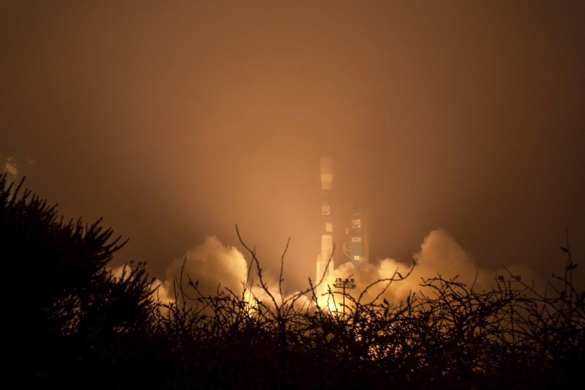 Image: Carbon Observatory-2 satellite