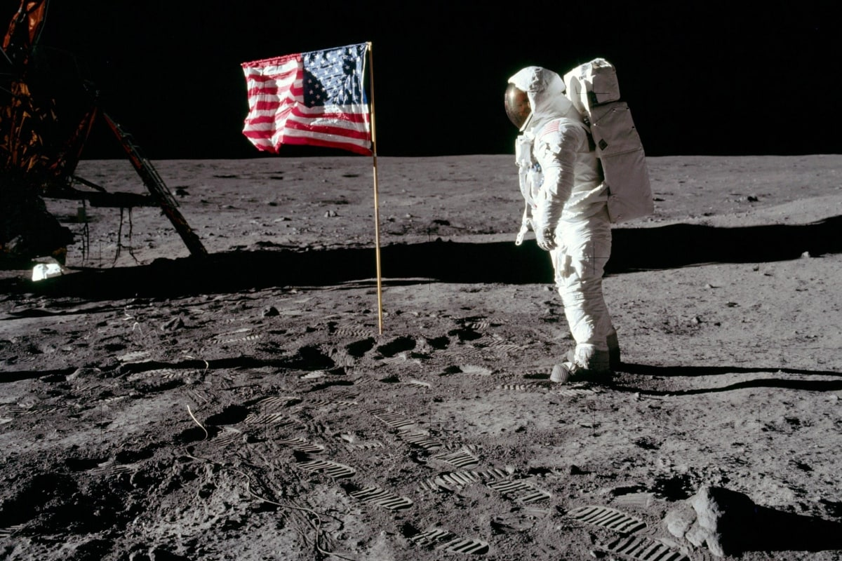 #Apollo45: Buzz Aldrin Helps Apollo 11 Moon Shot Go Viral ...