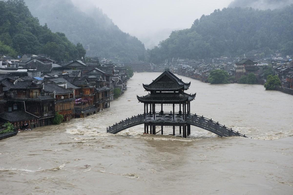 Ancient China Natural Disasters