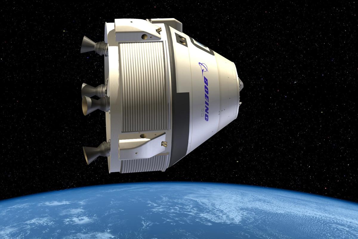 boeing space program - photo #21