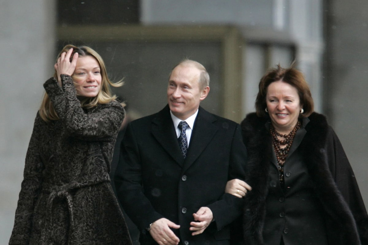 Meet the Putins: Inside the Russian Leader's Mysterious ...
