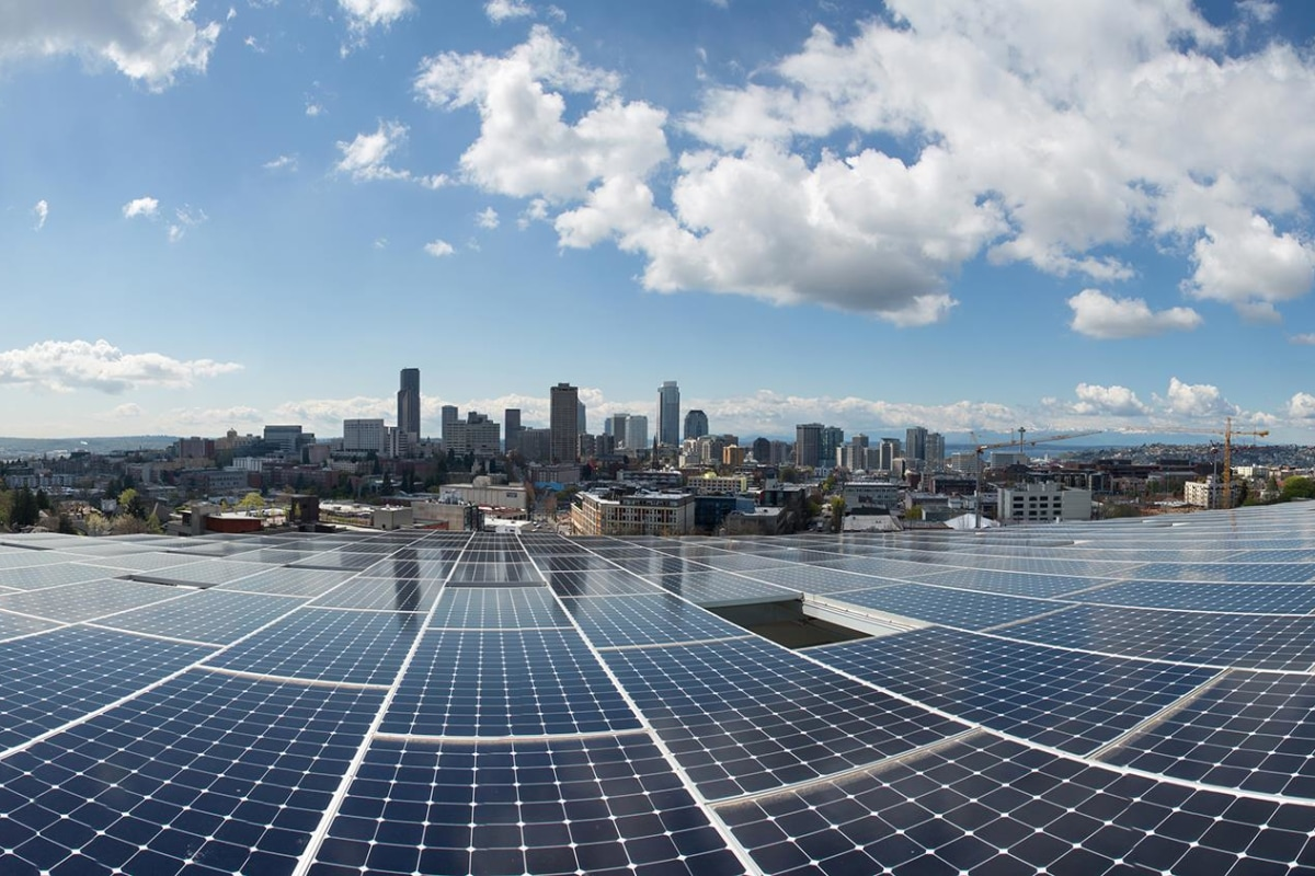 Home Solar Panels Make Gains In America Even In Rainy