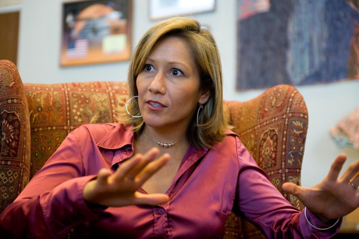 Amanda Renteria Hopes Local Ties Help Vault Her to U.S. House ...