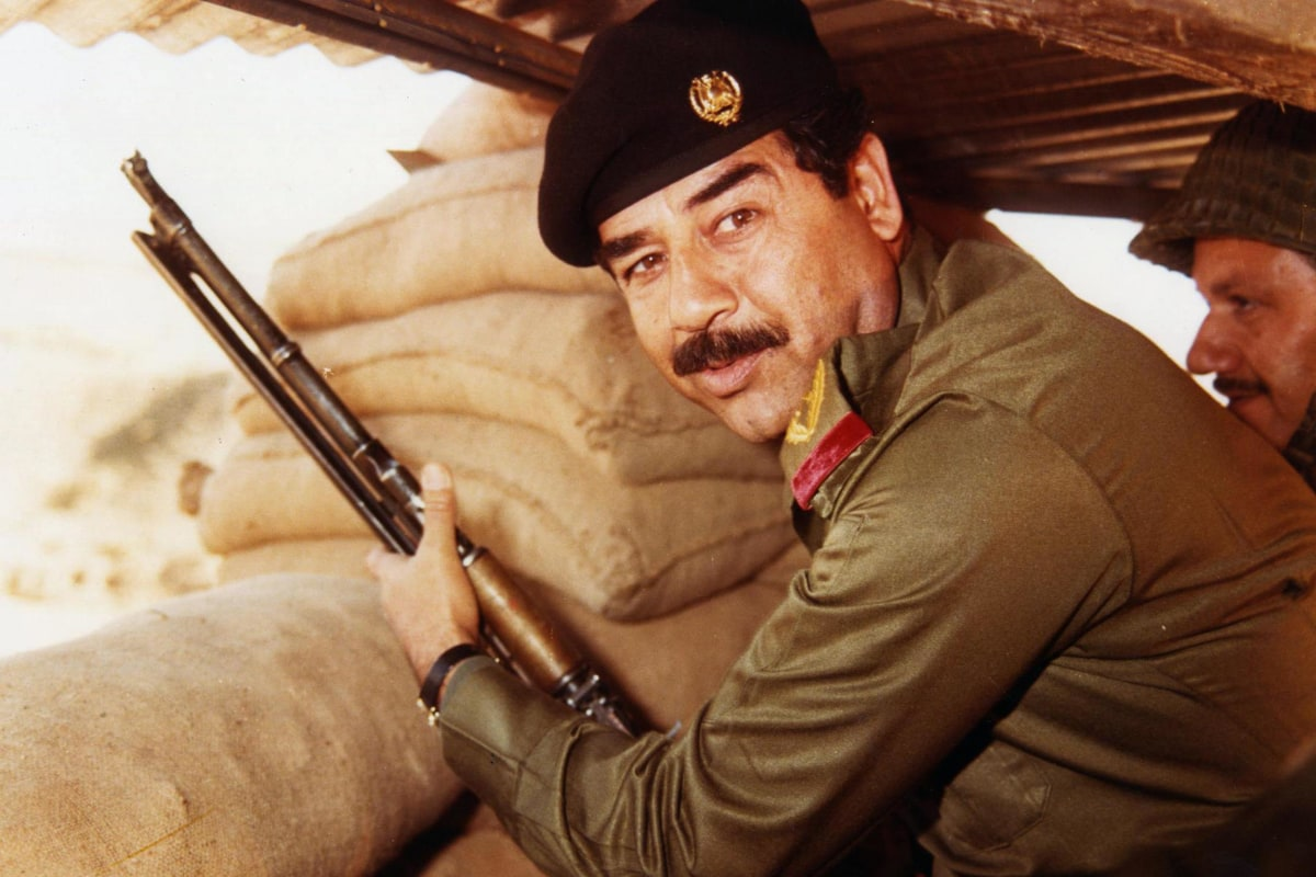 Iraq Aims to Drive ISIS From Saddam Hussein's Hometown of ... Saddam Hussein