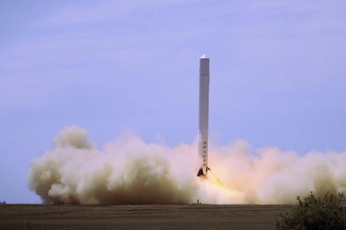 SpaceX Has Opportunity in Rocket Test That Ended in ...