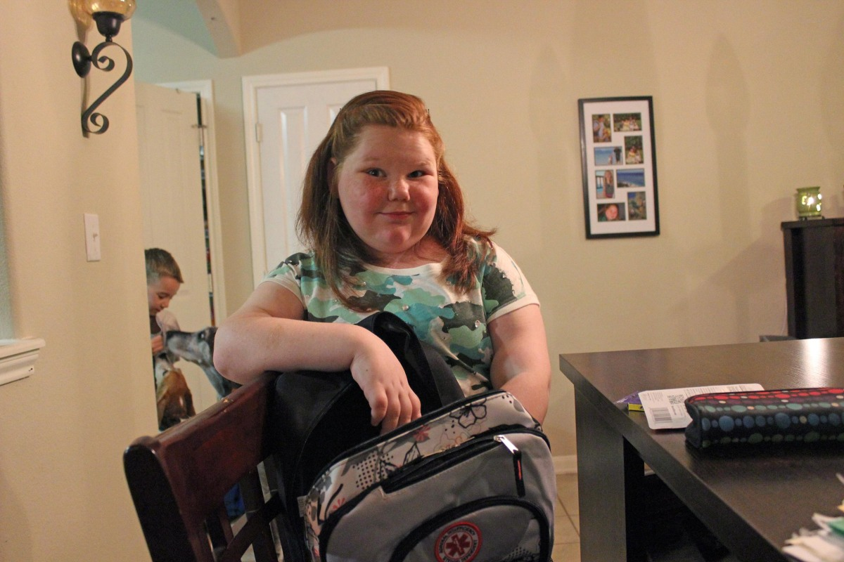 Once-Obese Texas Girl Returns to School 'Reborn' but at ...