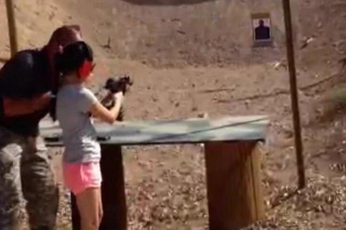 Girl Who Shot Arizona Shooting Range Instructor Said Uzi ...