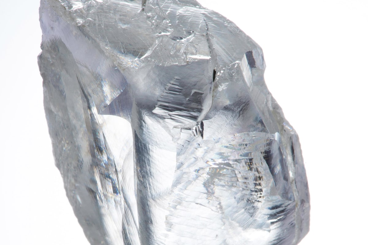 Petra Diamonds 232.08ct White Cullinan Stone