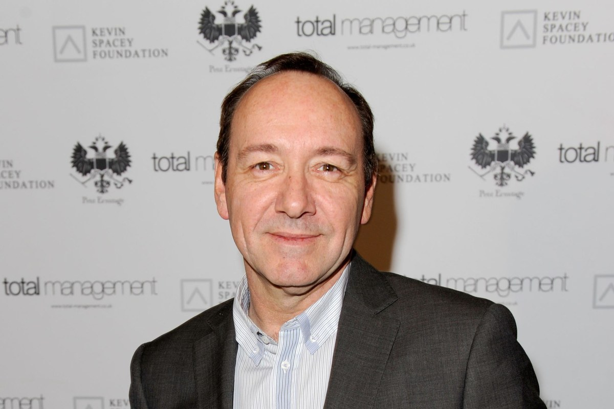 My Project: Kevin Spac...