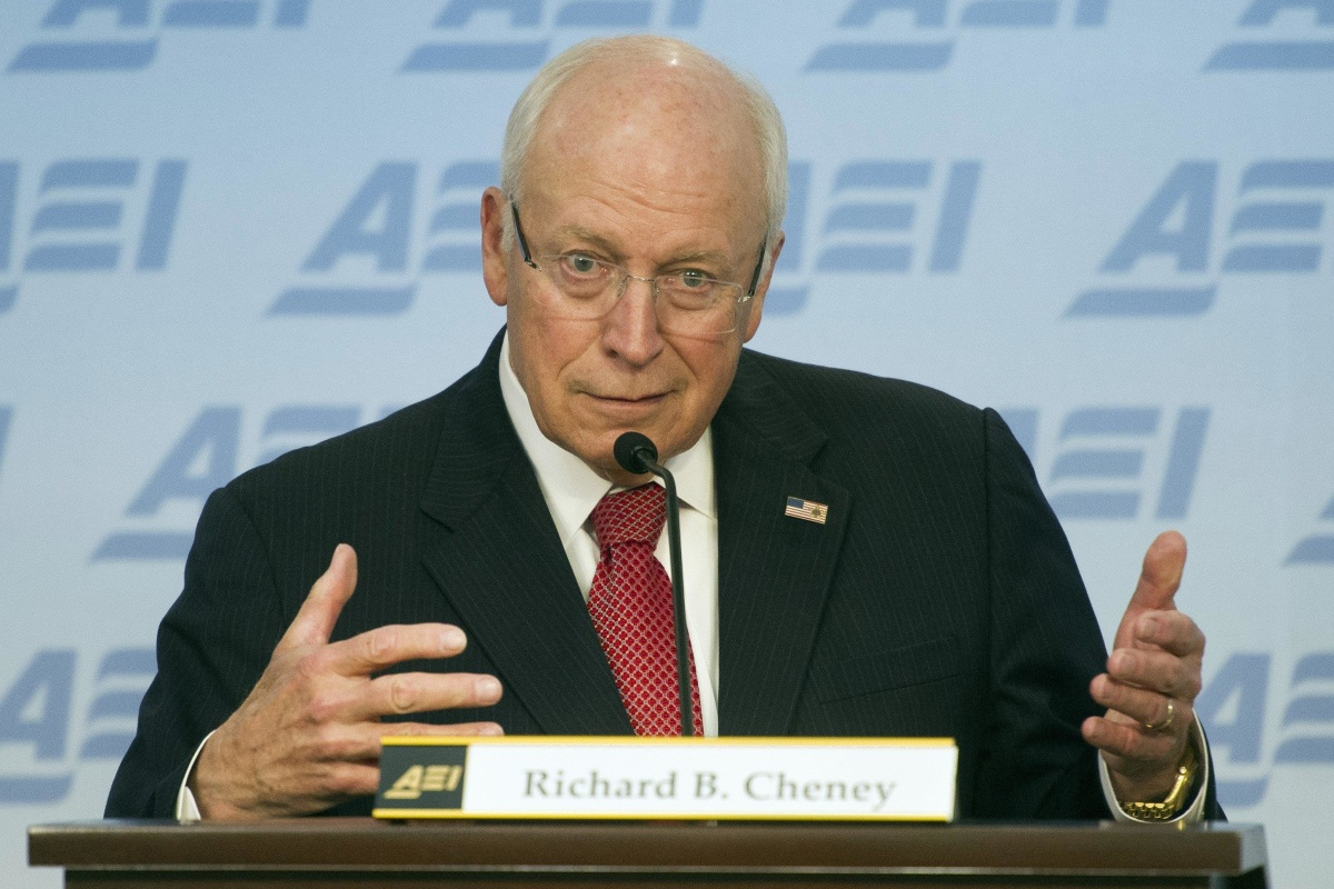 White House Battles Dick Cheney on Iran Nuclear Deal - NBC ...
