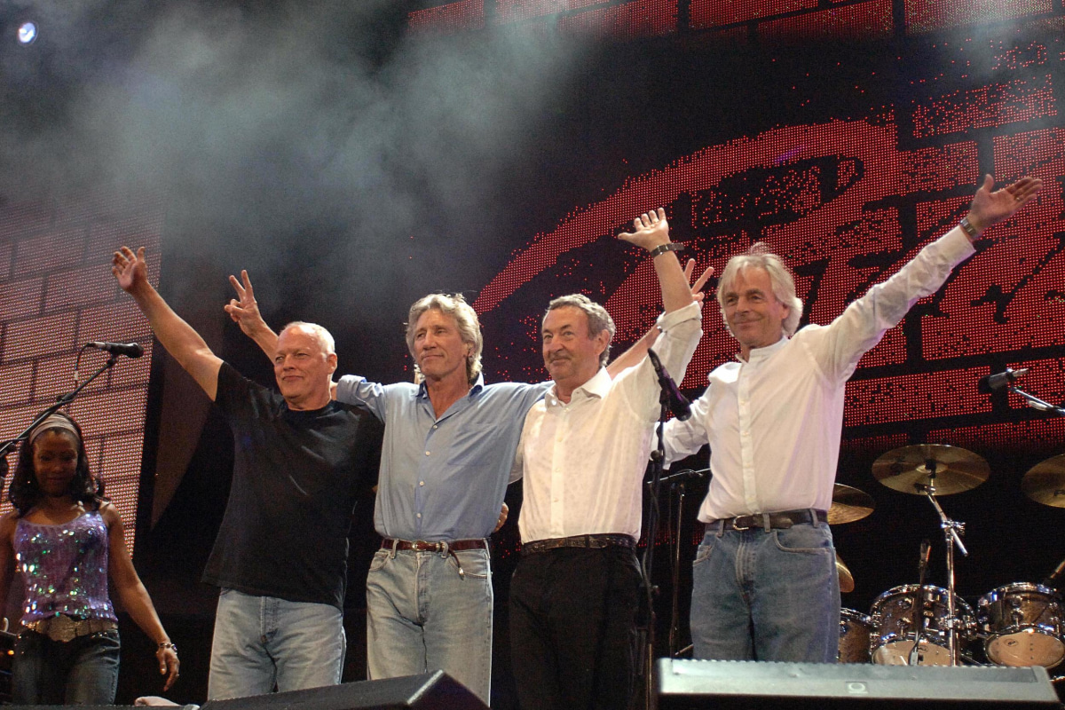 New pink floyd album 39 the endless river 39 to be released for Pink floyd gira 2017
