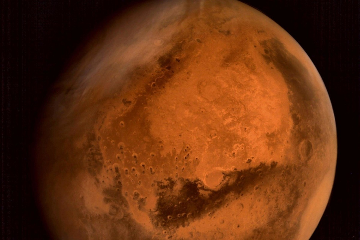 Image: Mars picture