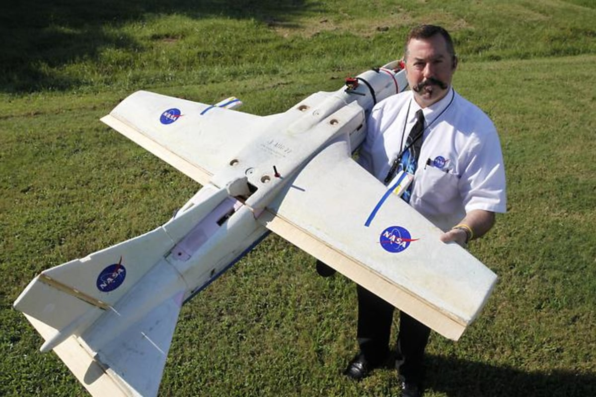 nasa space drone - photo #10