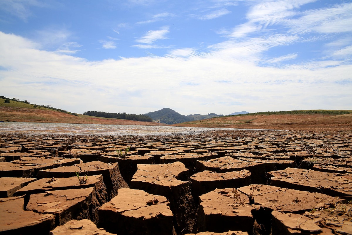 Not Just California Droughts Extend Across Americas Nbc
