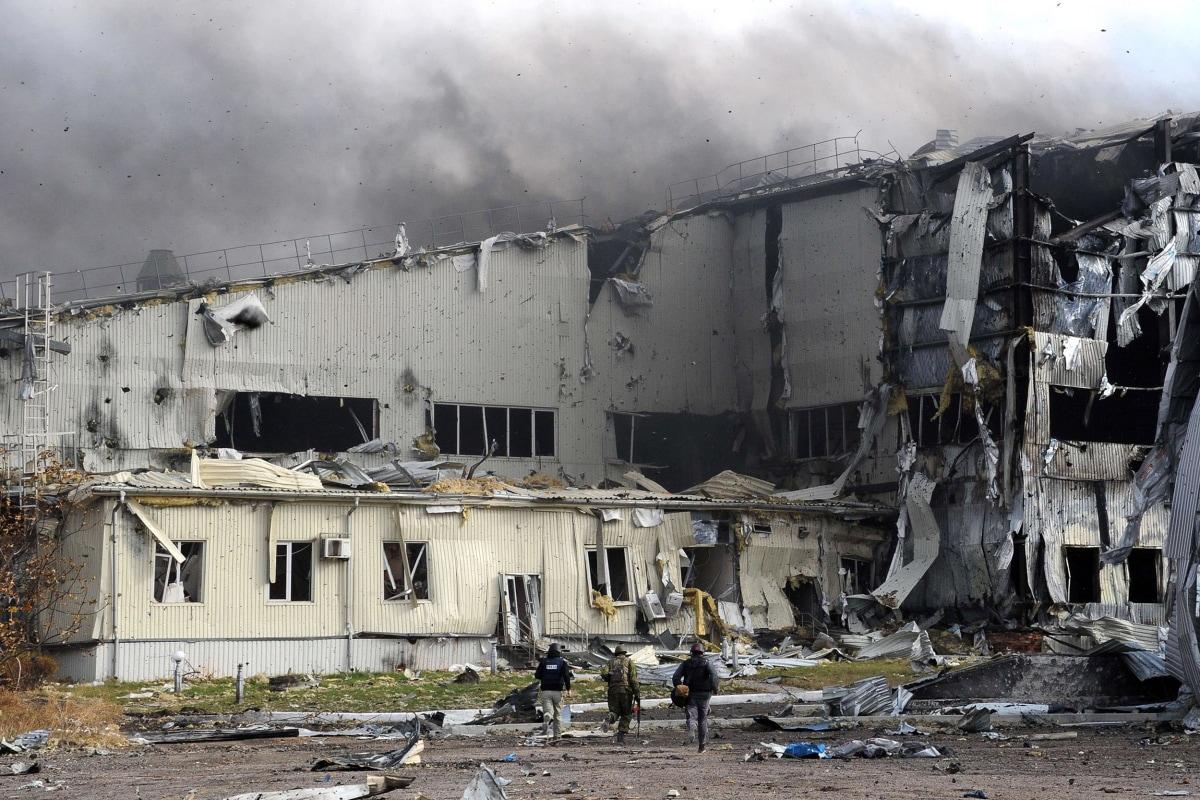 Image: TOPSHOTS-UKRAINE-RUSSIA-CRISIS