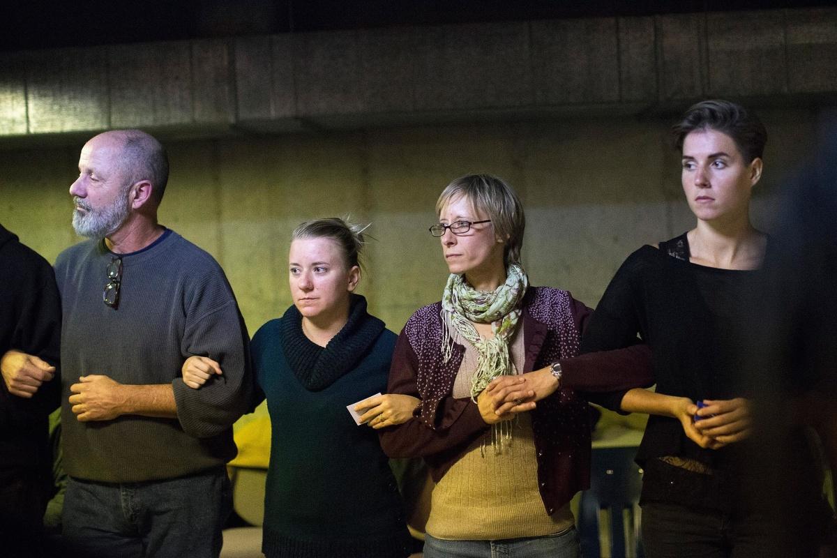 Image: Tense Ferguson, Missouri Awaits Grand Jury Findings In Shooting Of Michael Brown