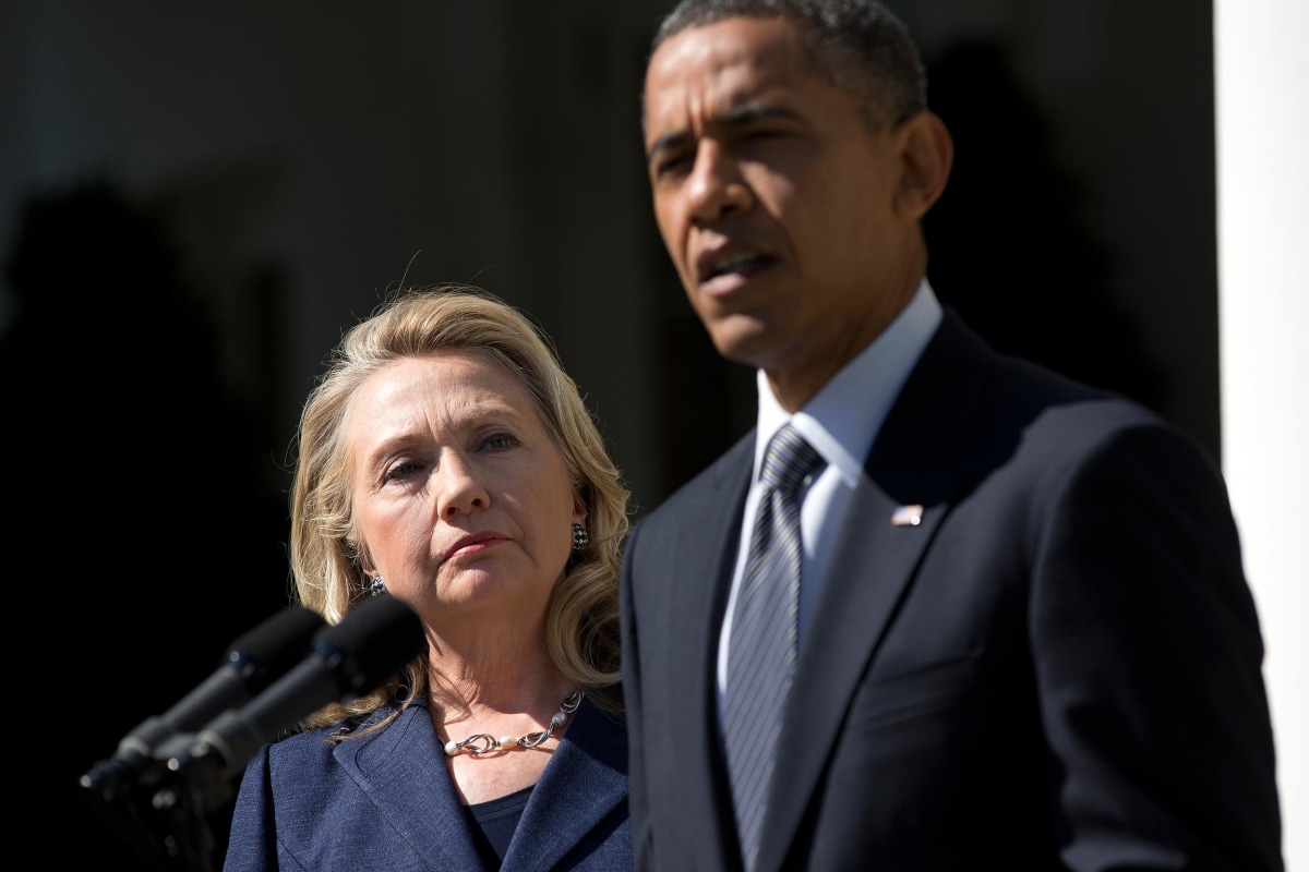 A Favor to Hillary? Obama's Political Pros and Cons for ...