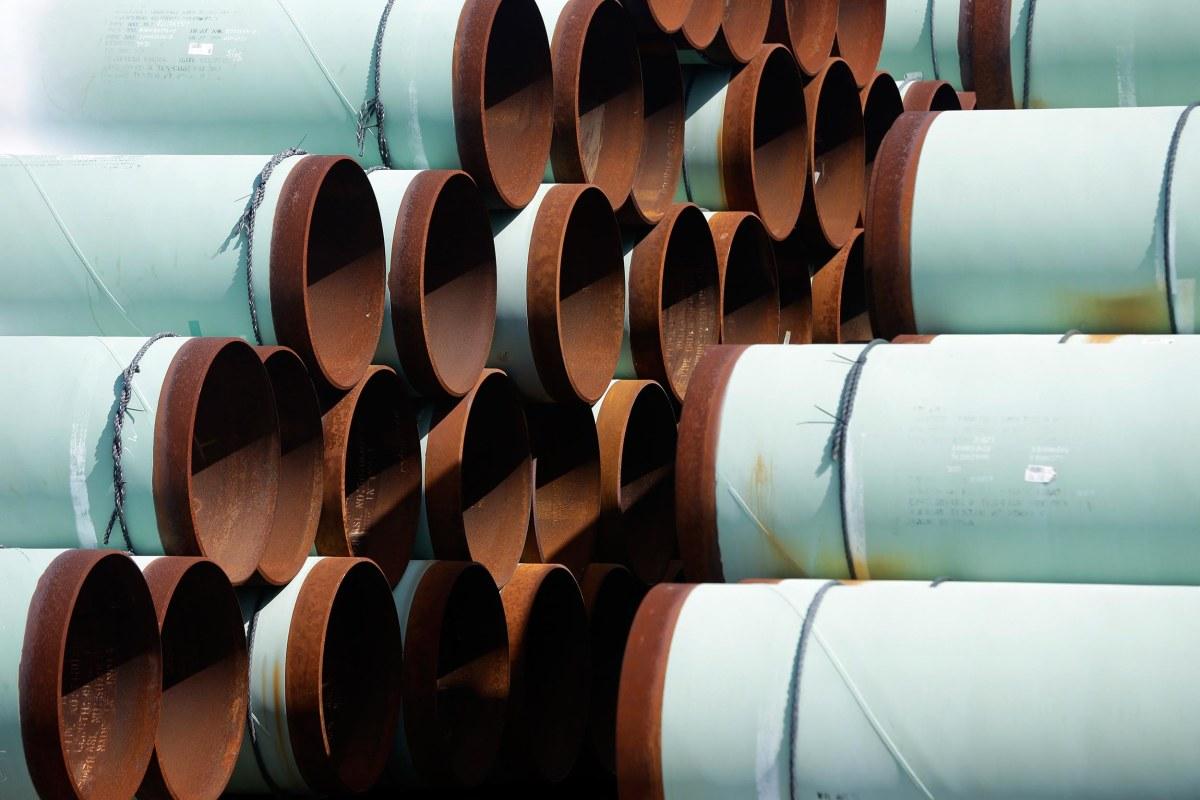 Keystone XL Pipeline: Lame-Duck Congress Fast-Tracks ...