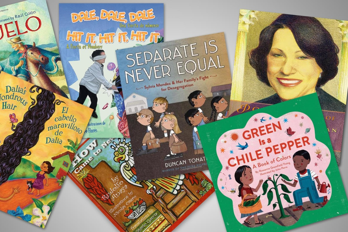 Latinas For Latino Lit: 'Remarkable' Children's Books of ...