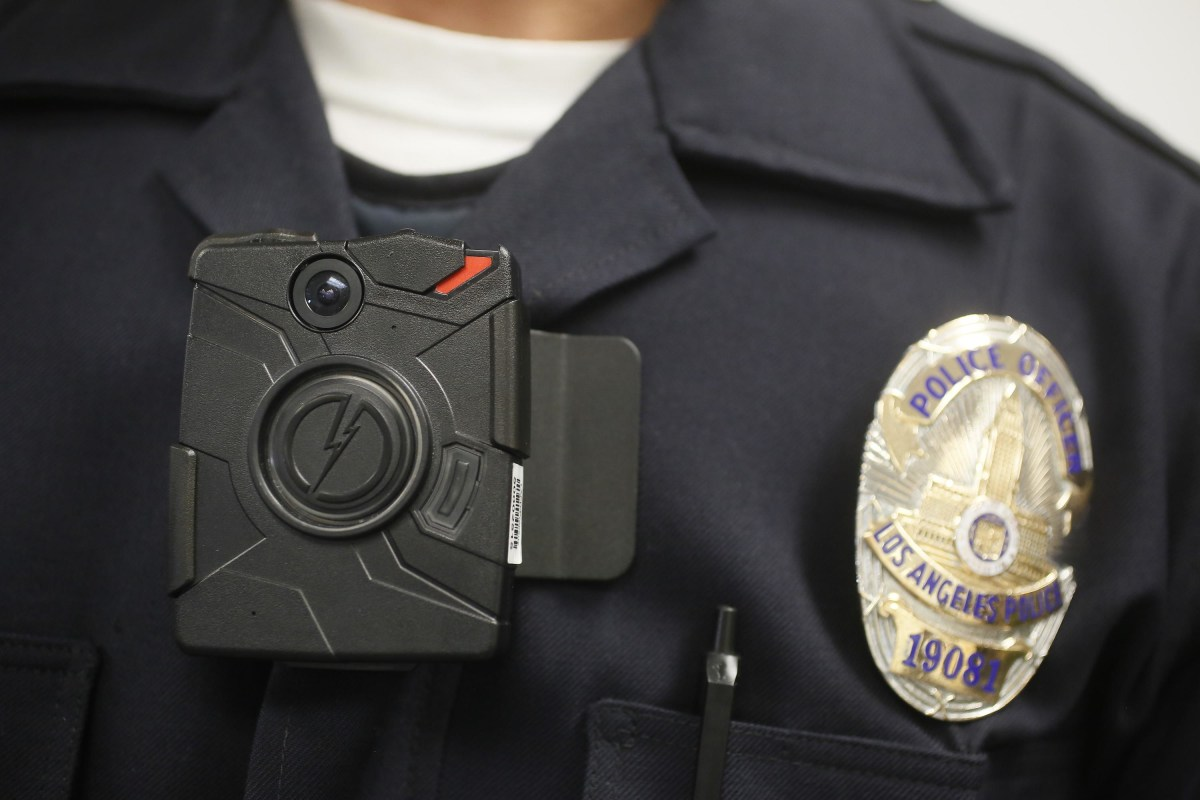 Should Every Police Officer be Outfitted With a Body Camera? - NBC ...