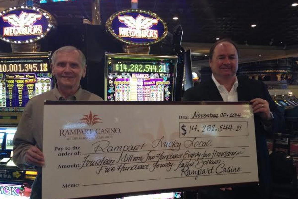 Man To Donate 14 Million Vegas Winnings To Charity Nbc News