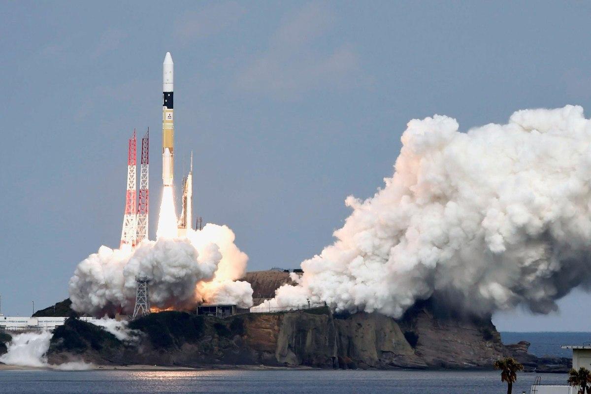 hayabusa mk2 spacecraft - photo #47