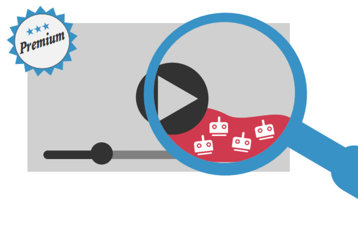Bots Account for Nearly a Quarter of Video Ad Views: Study ...