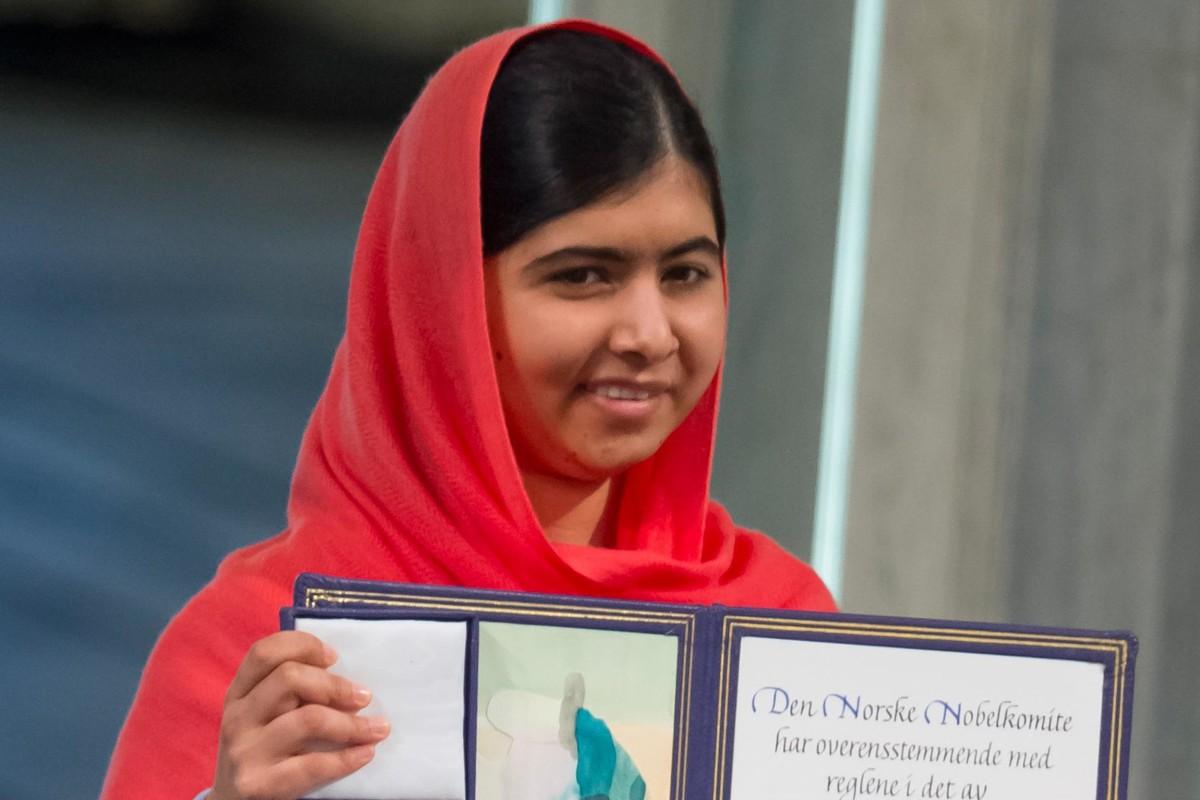nobel prize malala yousafzai kailash satyarthi accept peace award nbc news. Black Bedroom Furniture Sets. Home Design Ideas