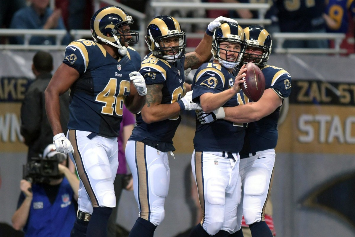 3 Franchises Face Big Challenges After NFL Moves Rams to L