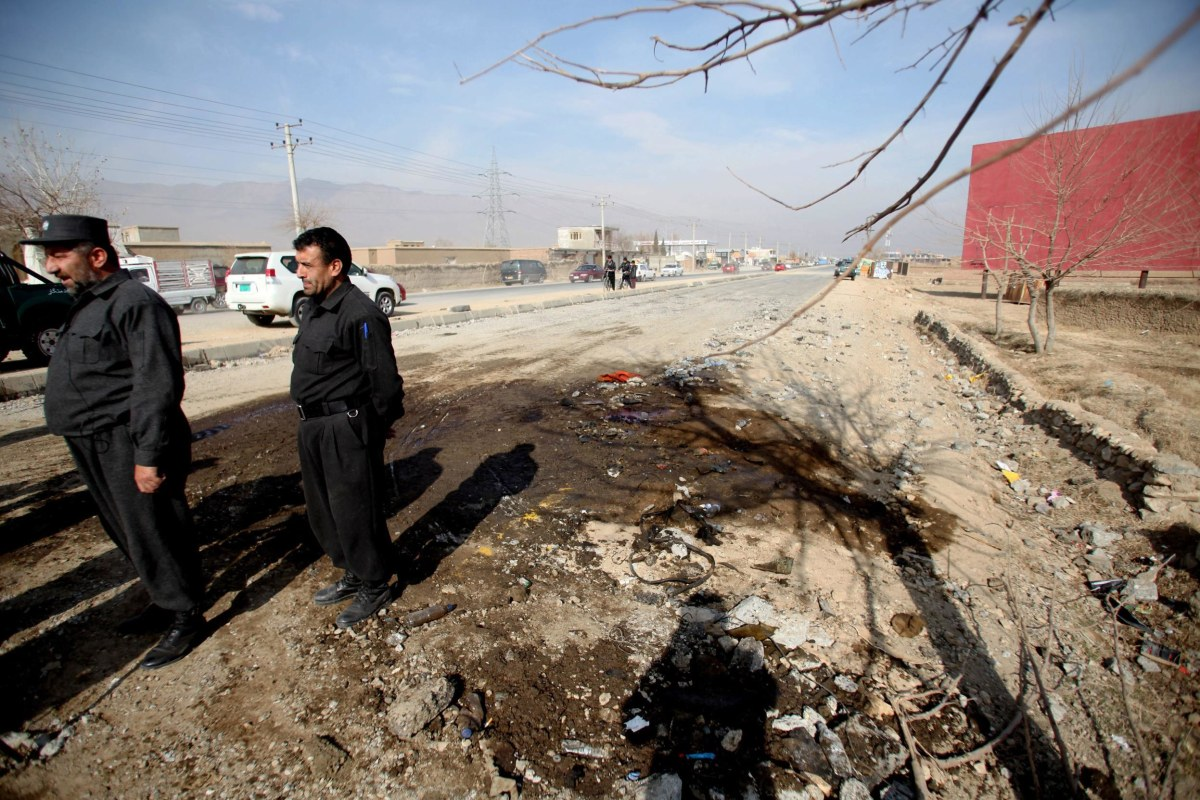 Two American Soldiers Killed in Afghanistan Attack ...