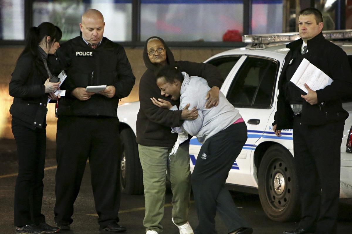 Black Kid Shot By White Cop In Missouri