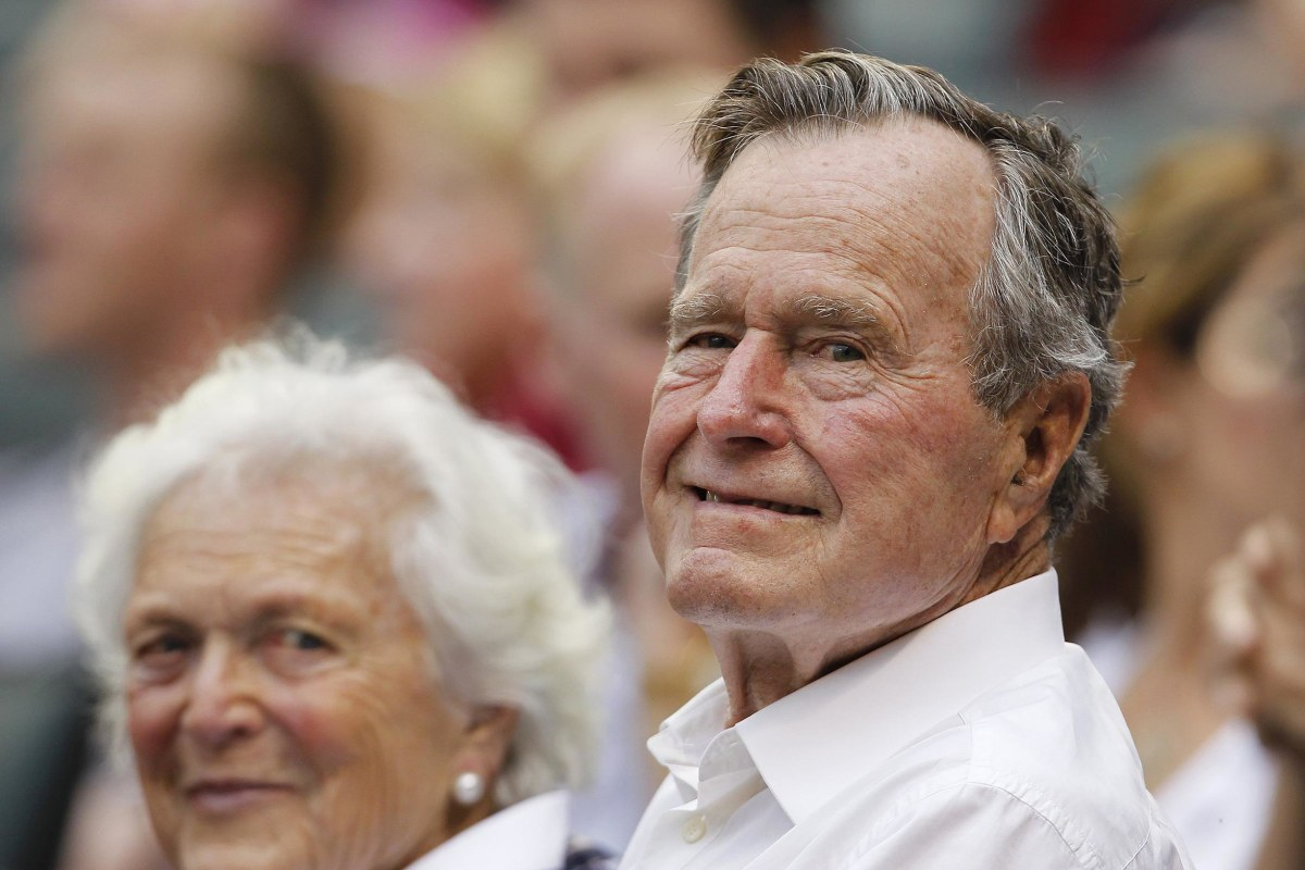 essays on george w bush In view of the ideological chasm that seems to separate the admirers of franklin  d roosevelt from those of george w bush, one might.